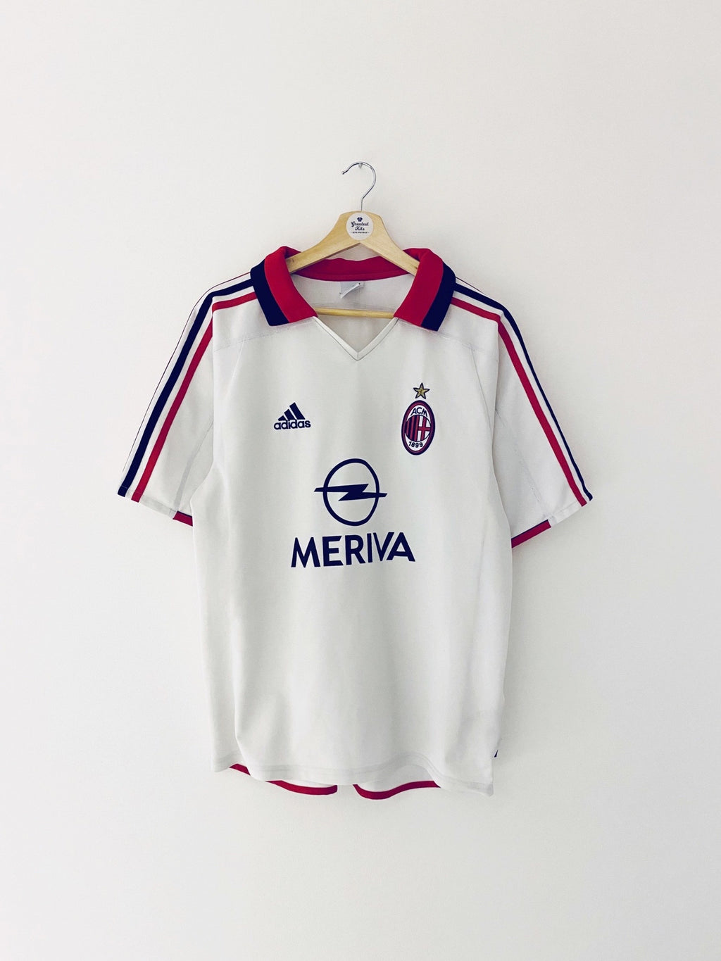 2005/06 AC Milan Away Shirt (M) 7/10