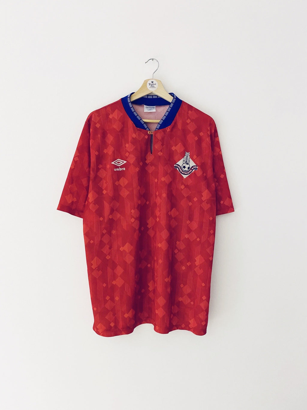 1989/91 Oldham Away Shirt (XL) 9/10