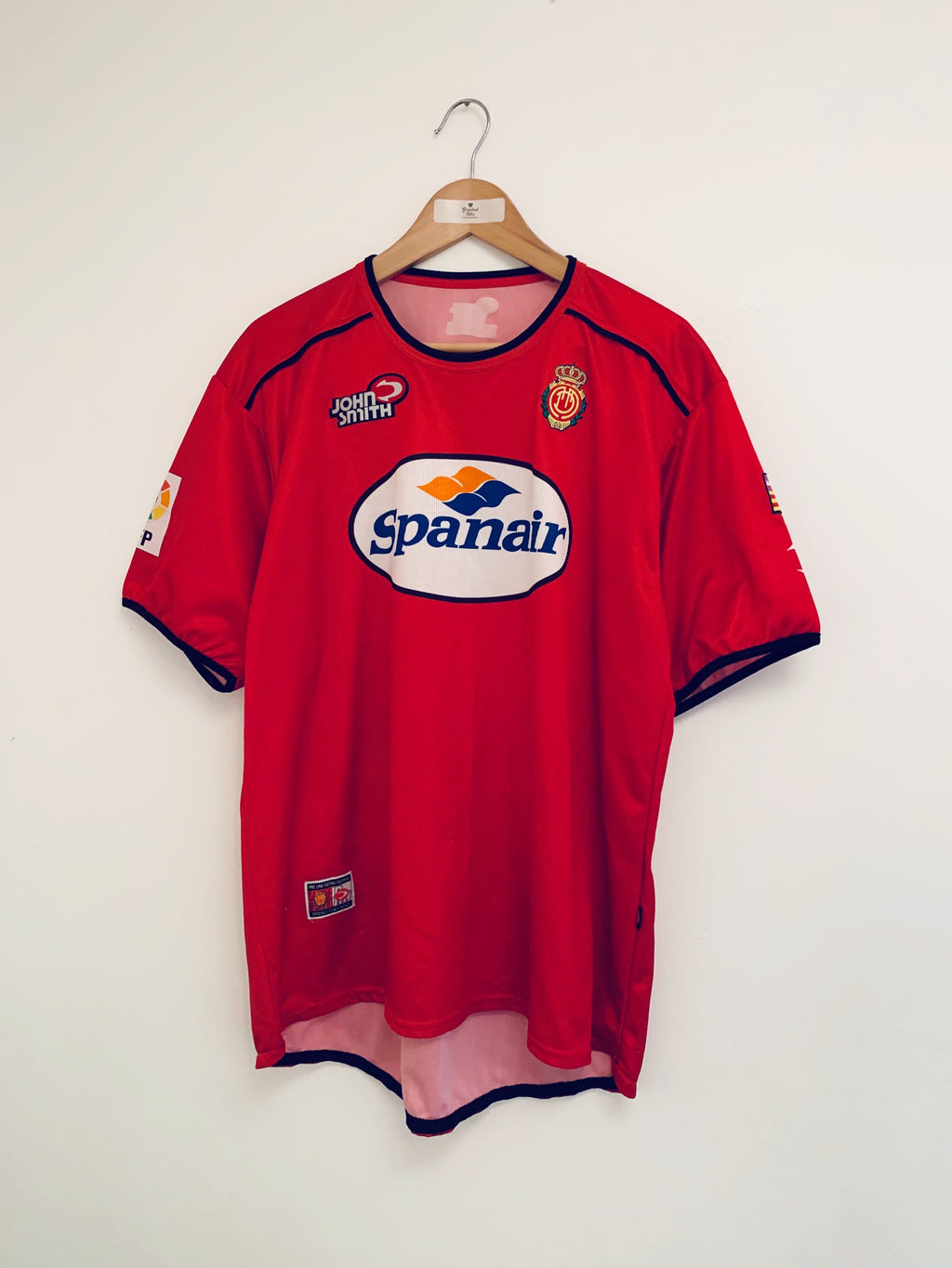 2002/03 Mallorca Home Shirt (XL) 8/10