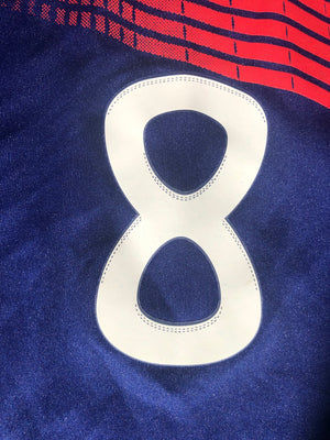 2009/10 France Home Shirt Gourcuff #8 (M) 9/10