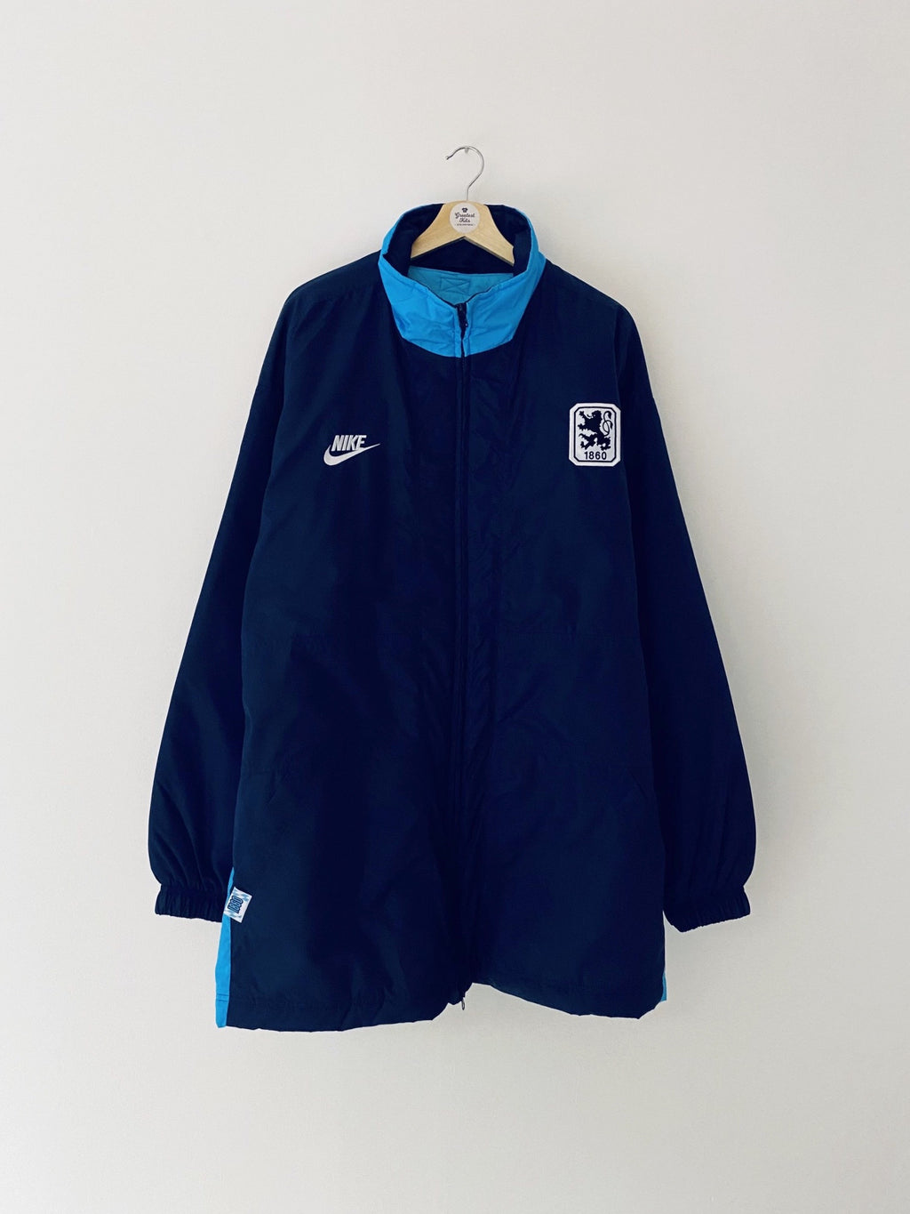 1995/96 1860 Munich Bench Coat (XXL) 10/10