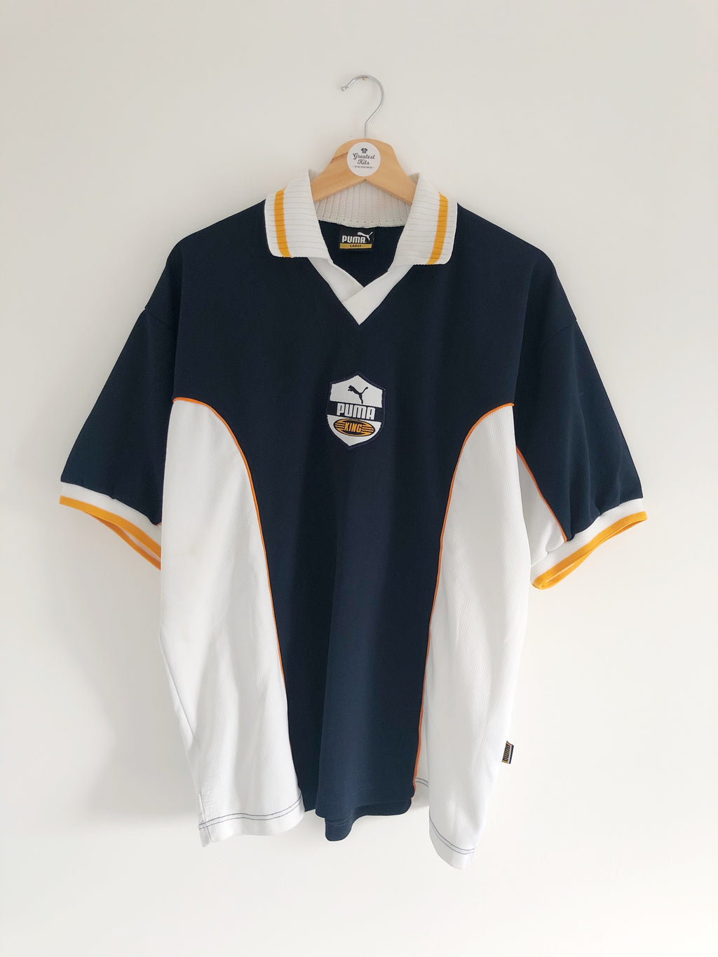 1996/97 Puma King Training Shirt (L) 8.5/10