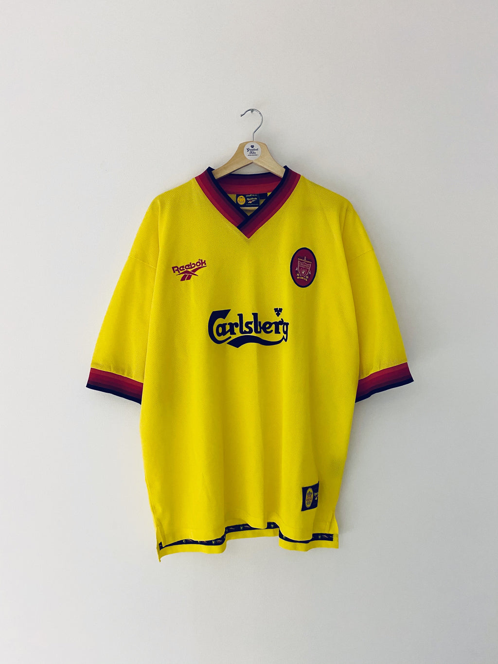 1997/99 Liverpool Away Shirt (XL) 9/10