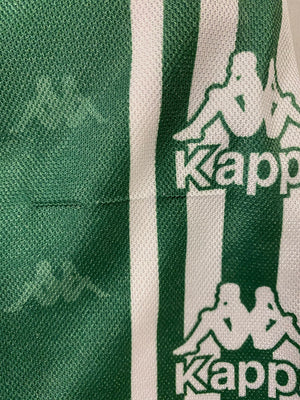 1995/97 Real Betis Home Shirt (M) 9/10