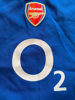 2004/06 Arsenal Away Shirt (L.Boys) 8.5/10