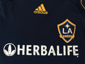 2007/08 LA Galaxy Away Shirt Beckham #23 (M) 7.5/10