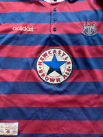 1995/96 Newcastle Away Shirt (L) 9/10