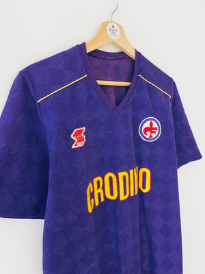 1988/89 Fiorentina Training Shirt (XL) 6.5/10