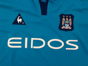 2001/02 Manchester City Home Shirt (XXL)
