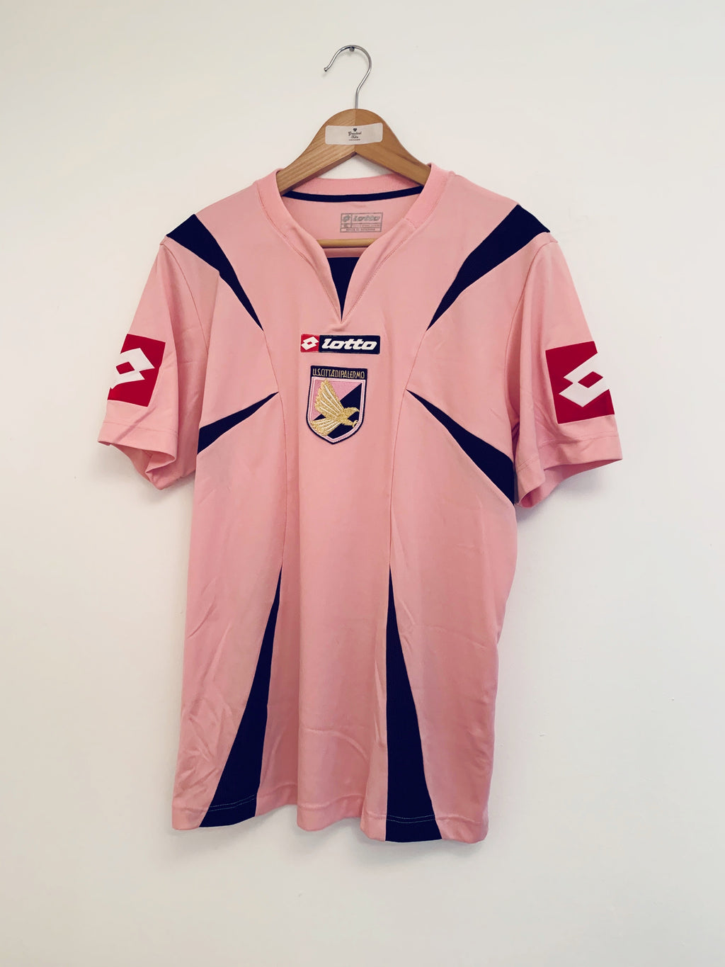 2006/07 Palermo Home Shirt (XL) 9/10