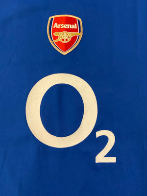 2004/06 Arsenal Away Shirt (XL) BNWT