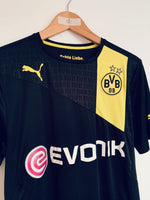 2012/13 Borussia Dortmund Away Shirt (M) 9.5/10