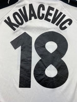 1999/00 Juventus Away L/S Shirt Kovacevic #18 (XL) 6/10
