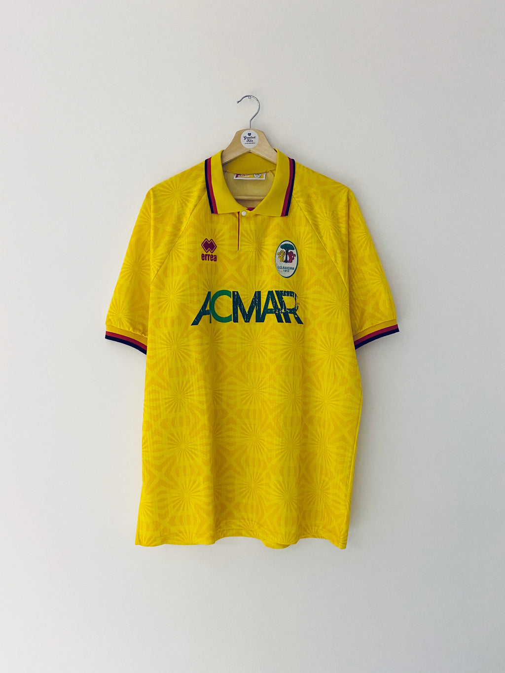 1994/95 Ravenna Home Shirt (XL) 7.5/10