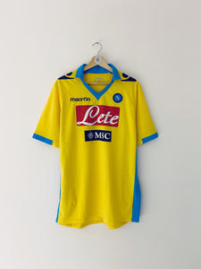 2011/12 Napoli Third Shirt (XL) 9/10