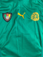 2002 Cameroon Home Vest Shirt (XL) 9/10