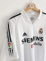 2004/05 Real Madrid Home Shirt (XL) 8.5/10