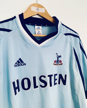 2001/02 Tottenham Away Shirt (XL)