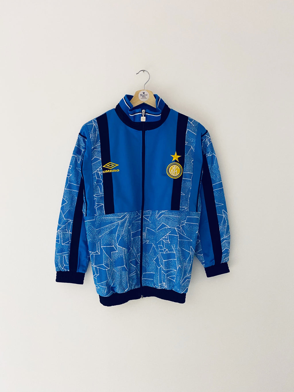 1994/95 Inter Milan Track Jacket (L.Boys) 9/10