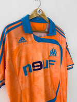2007/08 Olympique Marseille Third Shirt (L) 9.5/10