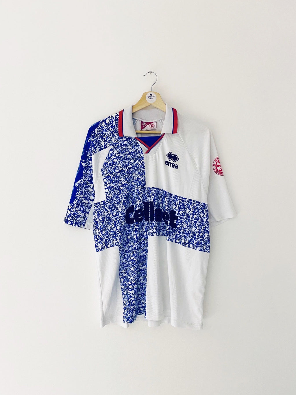 1996/97 Middlesbrough Away Shirt (XL) 9/10