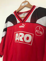 1995/96 Nurnburg Home Shirt (XL) 8.5/10