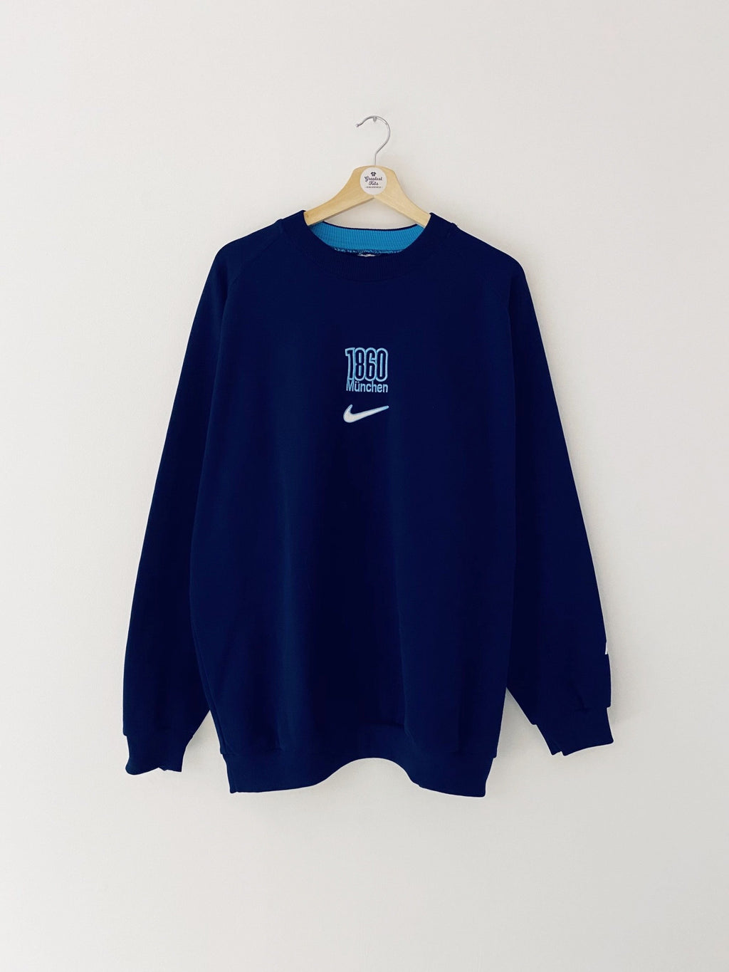 1997/98 1860 Munich Training Jumper (3XL) 9/10