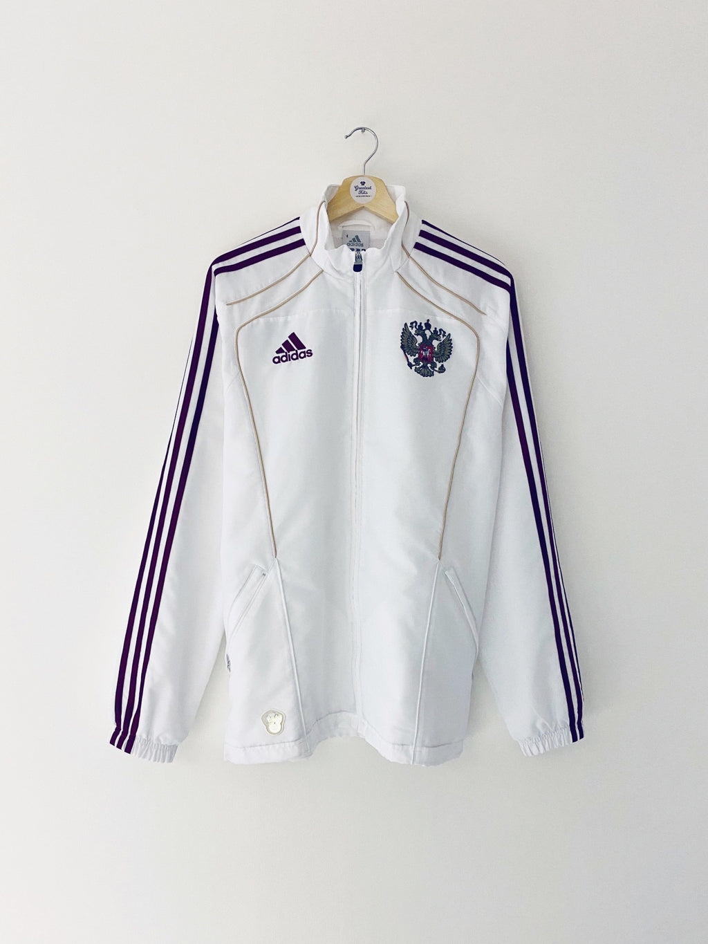 2010 Russia Woven Presentation Jacket (M) 9/10