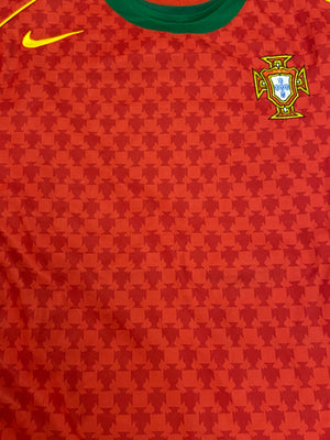 2004/06 Portugal Home Shirt (M) 9.5/10