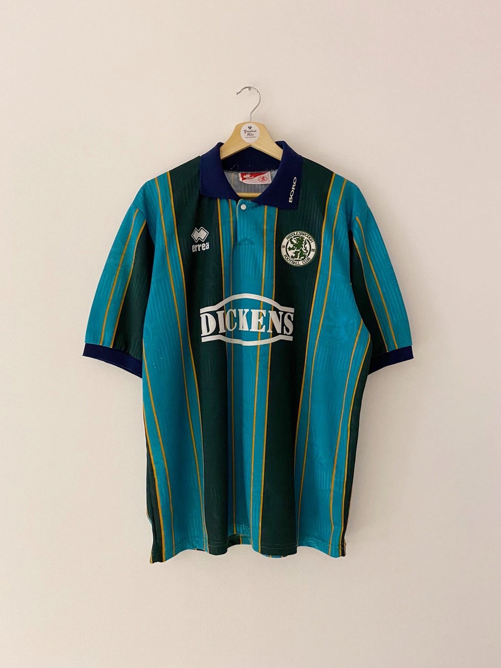 1994/95 Middlesbrough Away Shirt (L) 8.5/10