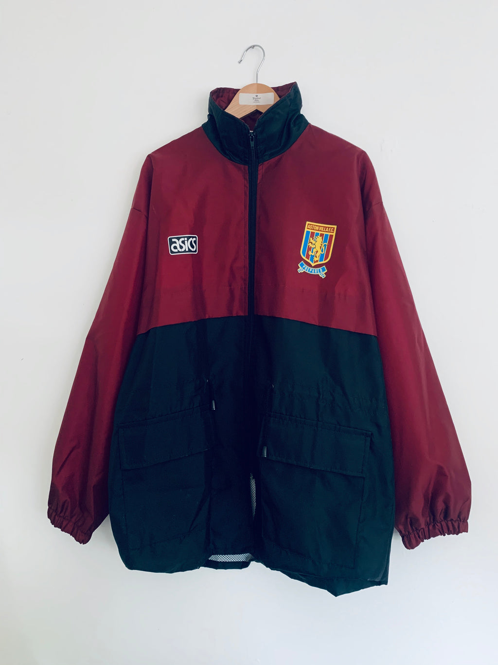 1993/95 Aston Villa Rain Jacket (XL) 9/10