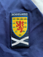 2003/05 Scotland Home Shirt (S) 9/10
