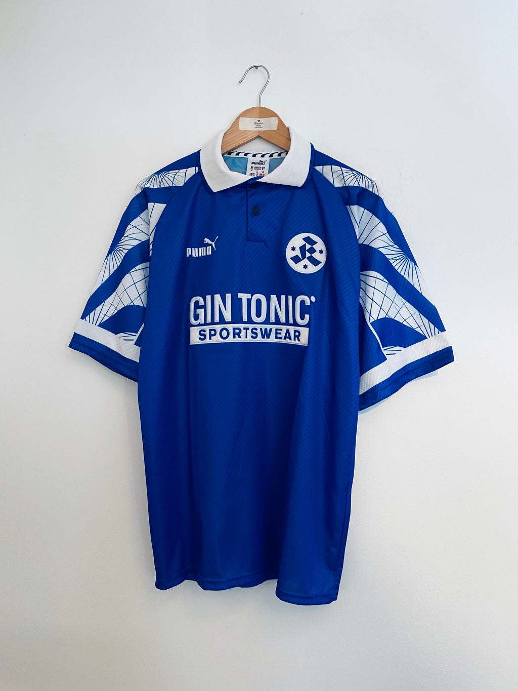1997/98 Stuttgarter Kickers Home Shirt (M) 10/10
