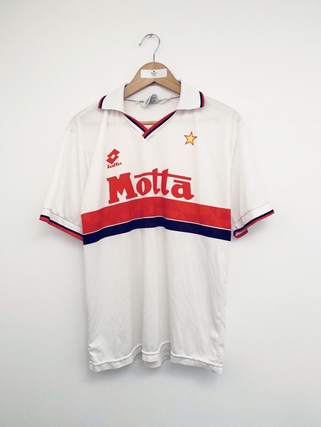1993/94 AC Milan Away Shirt (M) 9/10
