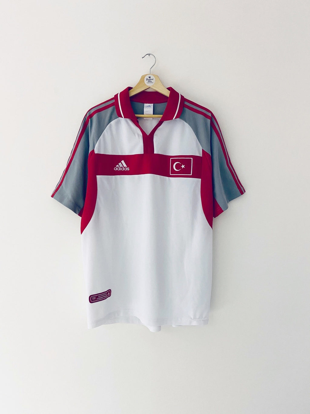 2000/02 Turkey Away Shirt (L) 8.5/10