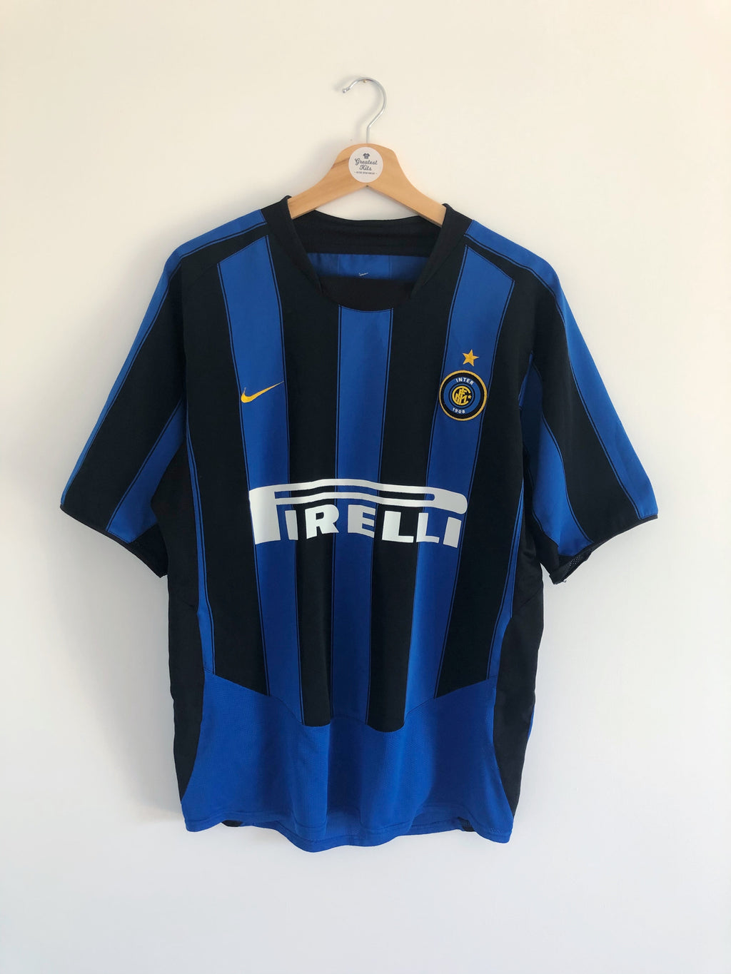 2003/04 Inter Milan Home Shirt (M) 8/10