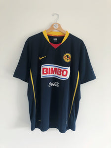 2008/09 Club America Away Shirt (XL) 9.5/10