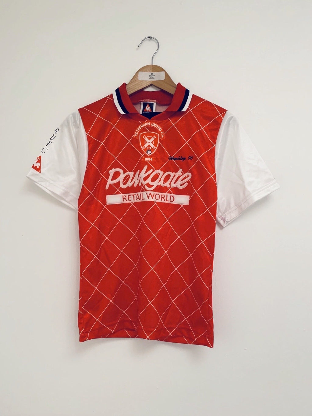 1995/96 Rotherham Home Shirt (Y) 7/10