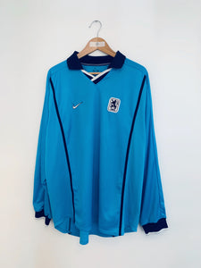 1999/01 1860 Munich Home L/S Shirt (XL) 9/10
