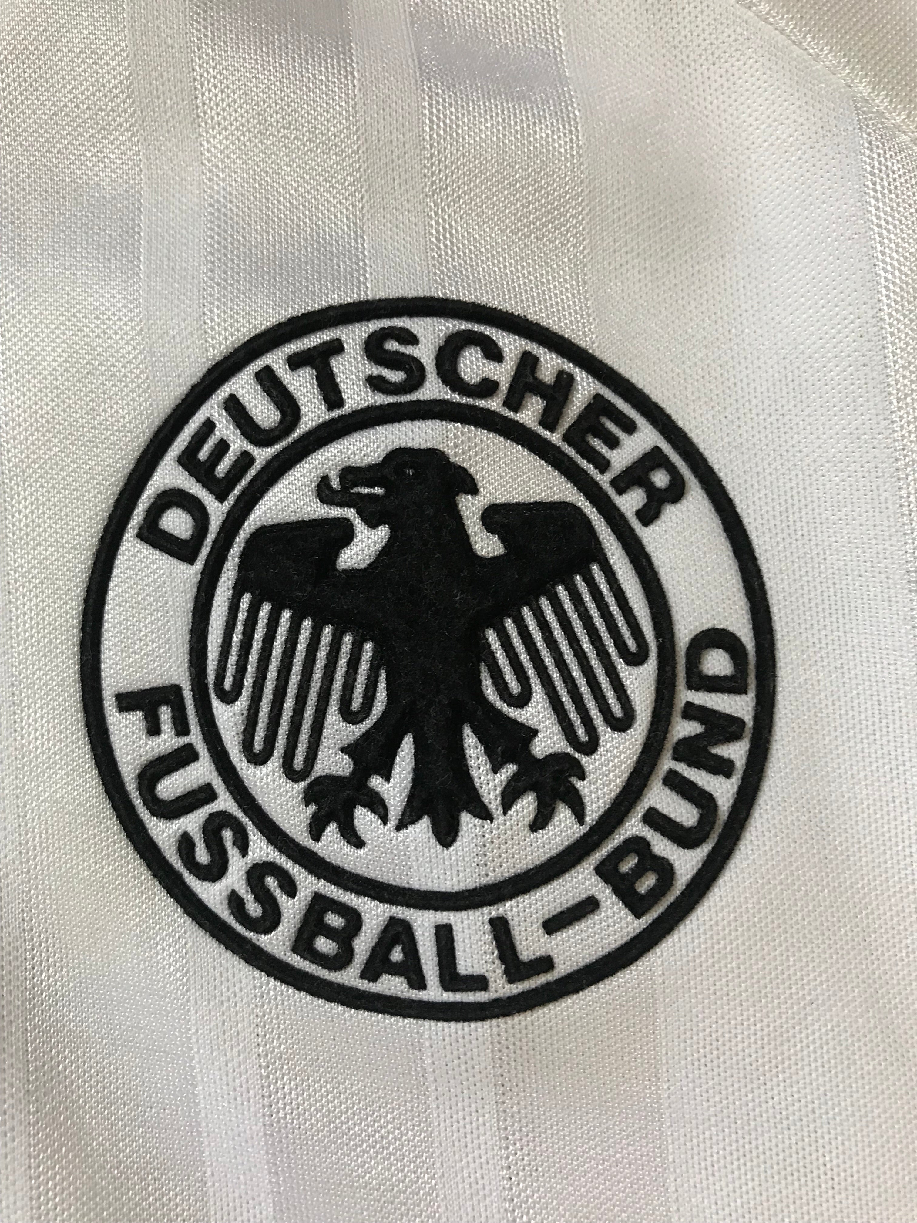 1992/94 Germany *Signed Edition* Home Shirt (XL)