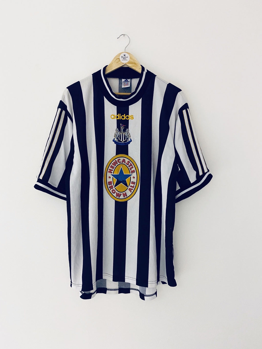 1997/99 Newcastle Home Shirt (XL) 8.5/10