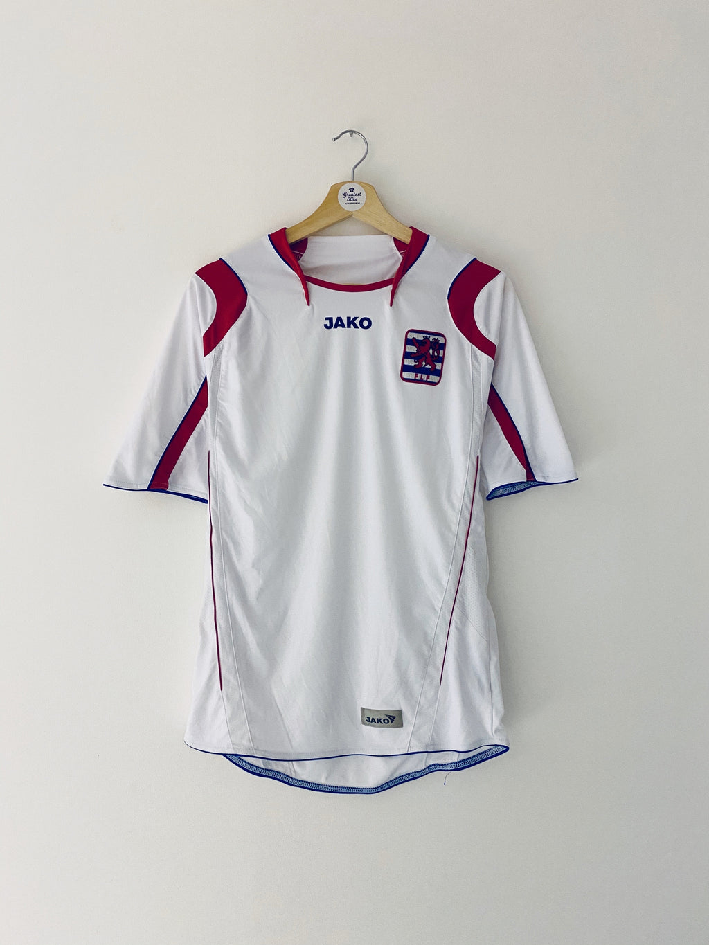 2008/09 Luxembourg Away Shirt (S) 9/10