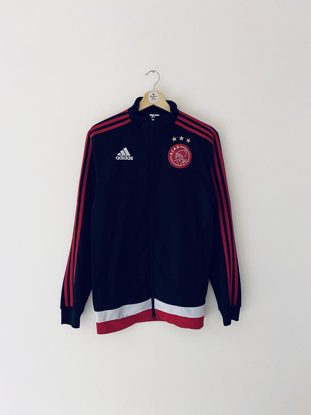 2015/16 Ajax Training Jacket (S) 9/10