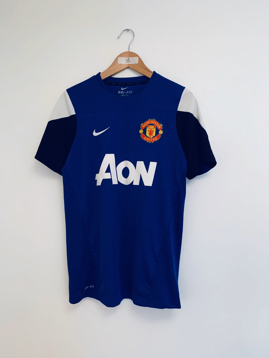 2013/14 Manchester United Training Shirt (M) 9/10