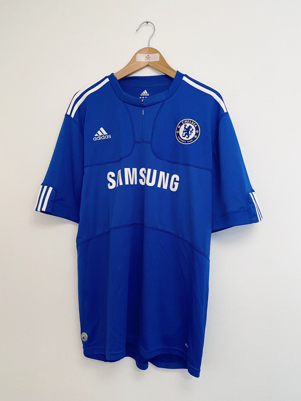 2009/10 Chelsea Home Shirt (XL) 9/10