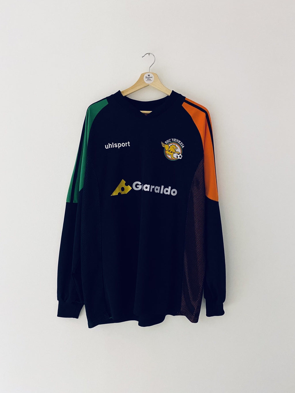 2005/06 Venezia Home L/S Shirt (XL) 9/10