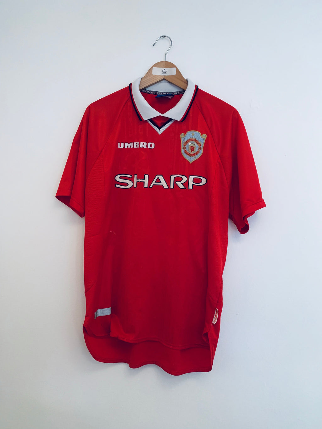 1997/00 Manchester United CL Shirt (L)