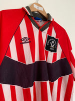 1994/95 Sheffield United Home Shirt (XL)