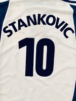 2000/02 Yugoslavia Away Shirt Stankovic #10 (L)