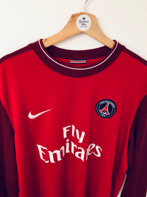 2012/13 Paris Saint-Germain GK Shirt (XXL) 7/10